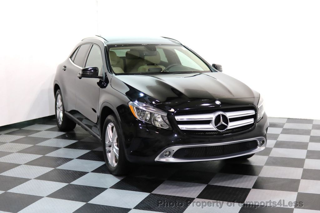 2015 Mercedes-Benz GLA CERTIFIED GLA250 4Matic AWD CAMERA PANO NAVIGATION - 17234264 - 1