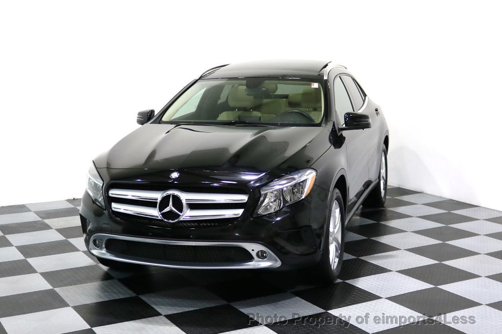 2015 Mercedes-Benz GLA CERTIFIED GLA250 4Matic AWD CAMERA PANO NAVIGATION - 17234264 - 19