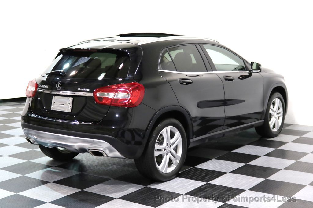 2015 Mercedes-Benz GLA CERTIFIED GLA250 4Matic AWD CAMERA PANO NAVIGATION - 17234264 - 23