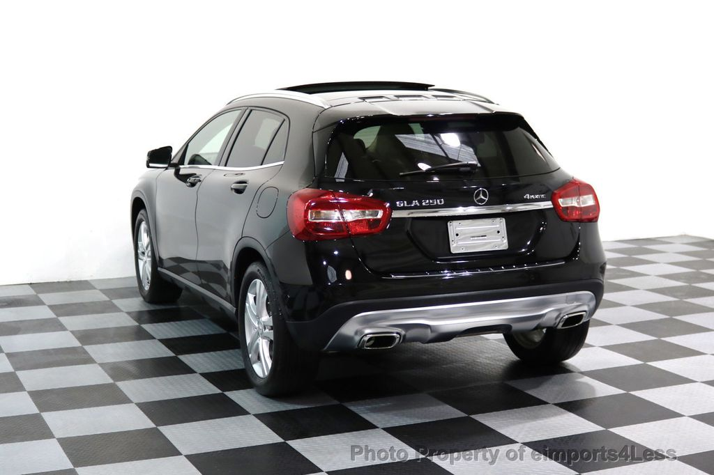 2015 Mercedes-Benz GLA CERTIFIED GLA250 4Matic AWD CAMERA PANO NAVIGATION - 17234264 - 2