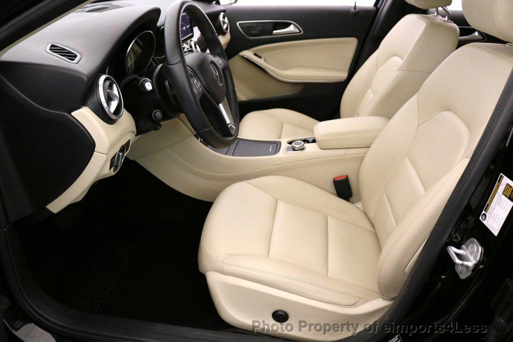 2015 Mercedes-Benz GLA CERTIFIED GLA250 4Matic AWD CAMERA PANO NAVIGATION - 17234264 - 30