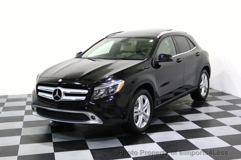 2015 Mercedes-Benz GLA CERTIFIED GLA250 4Matic AWD CAMERA PANO NAVIGATION - 17234264 - 34