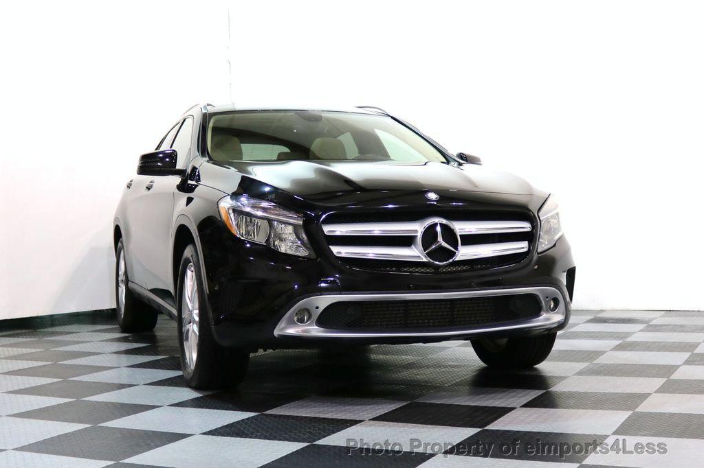 2015 Mercedes-Benz GLA CERTIFIED GLA250 4Matic AWD CAMERA PANO NAVIGATION - 17234264 - 36