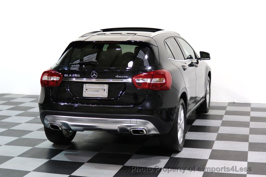 2015 Mercedes-Benz GLA CERTIFIED GLA250 4Matic AWD CAMERA PANO NAVIGATION - 17234264 - 37