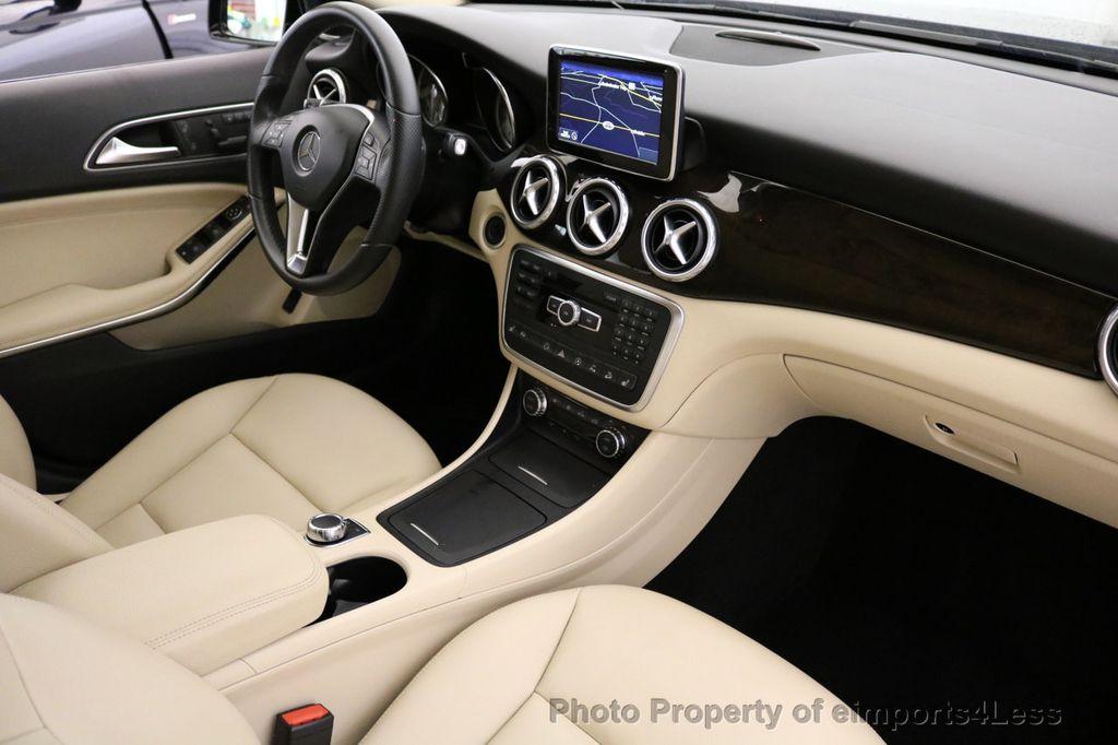 2015 Mercedes-Benz GLA CERTIFIED GLA250 4Matic AWD CAMERA PANO NAVIGATION - 17234264 - 41