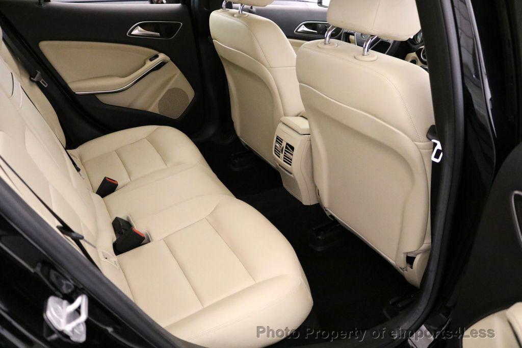 2015 Mercedes-Benz GLA CERTIFIED GLA250 4Matic AWD CAMERA PANO NAVIGATION - 17234264 - 43