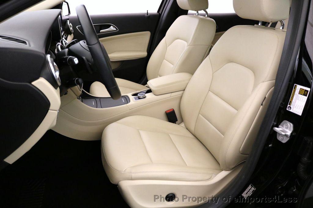 2015 Mercedes-Benz GLA CERTIFIED GLA250 4Matic AWD CAMERA PANO NAVIGATION - 17234264 - 44
