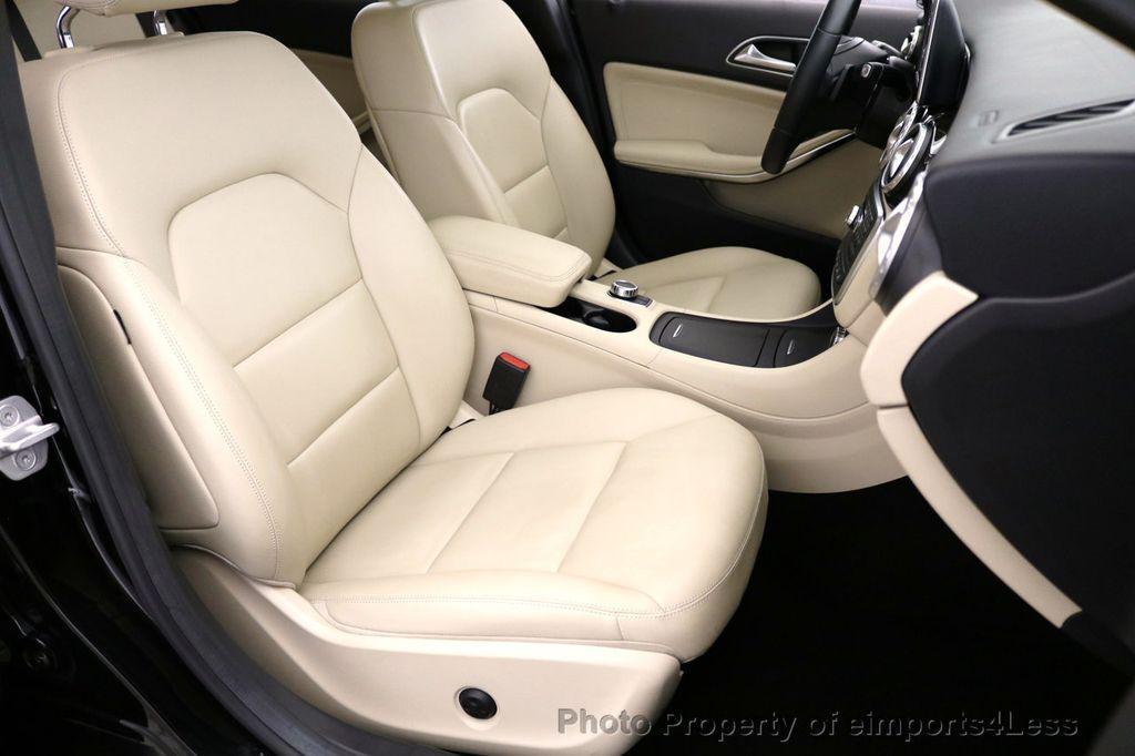 2015 Mercedes-Benz GLA CERTIFIED GLA250 4Matic AWD CAMERA PANO NAVIGATION - 17234264 - 47
