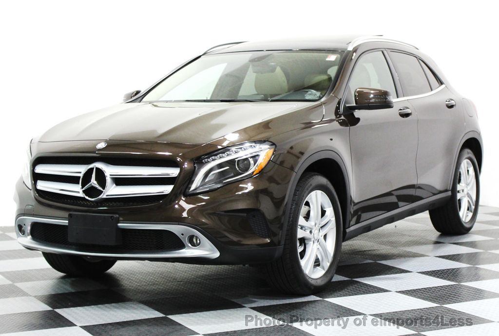 2015 Mercedes-Benz GLA CERTIFIED GLA250 4Matic AWD HK XENONS NAVIGATION - 16369461 - 0