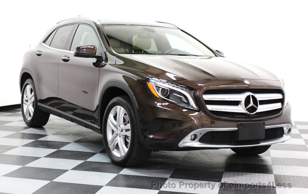 2015 Mercedes-Benz GLA CERTIFIED GLA250 4Matic AWD HK XENONS NAVIGATION - 16369461 - 1