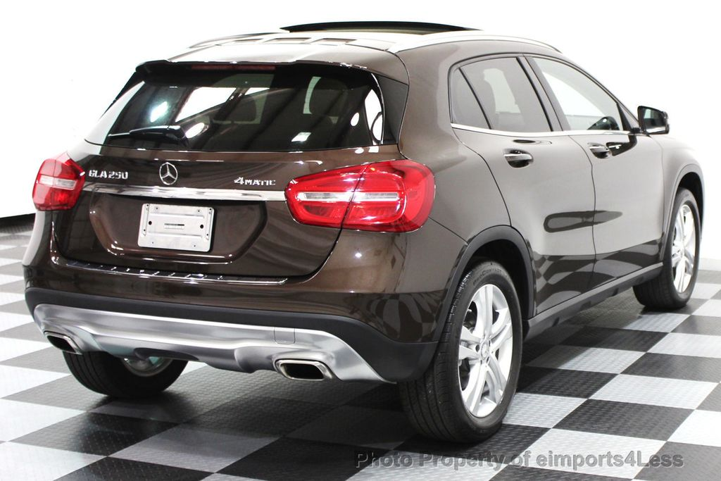 2015 Mercedes-Benz GLA CERTIFIED GLA250 4Matic AWD HK XENONS NAVIGATION - 16369461 - 19