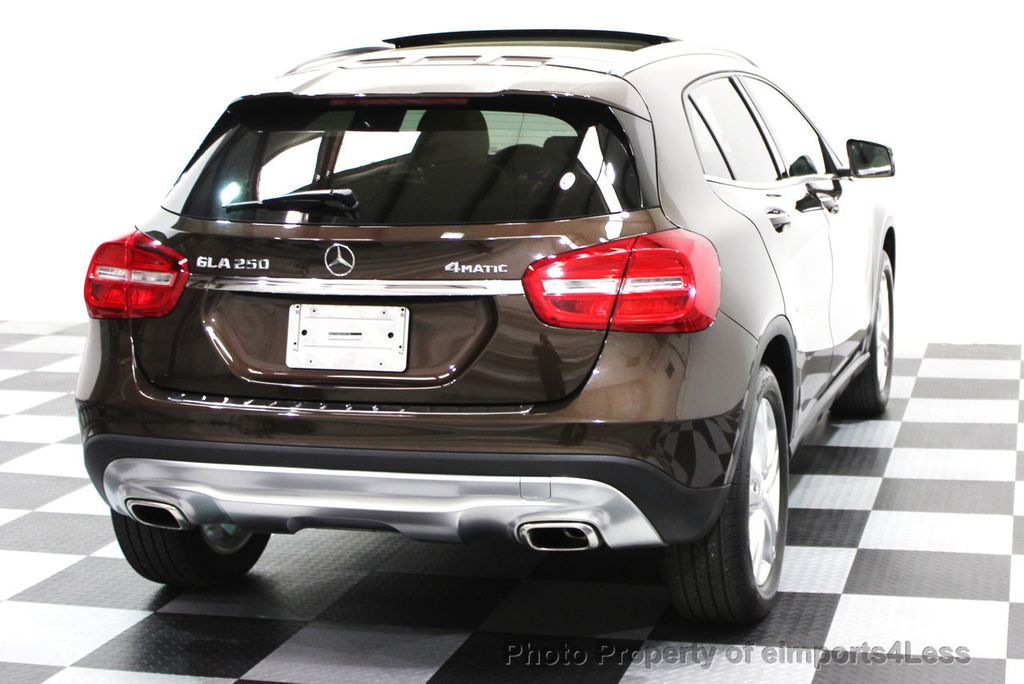 2015 Mercedes-Benz GLA CERTIFIED GLA250 4Matic AWD HK XENONS NAVIGATION - 16369461 - 26