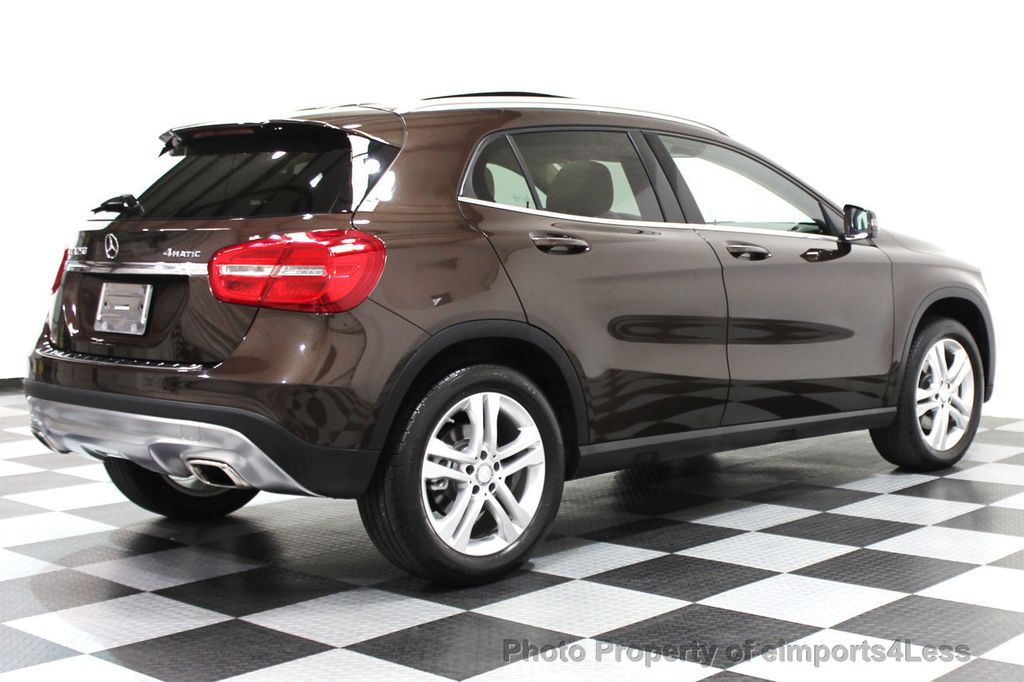 2015 Mercedes-Benz GLA CERTIFIED GLA250 4Matic AWD HK XENONS NAVIGATION - 16369461 - 27