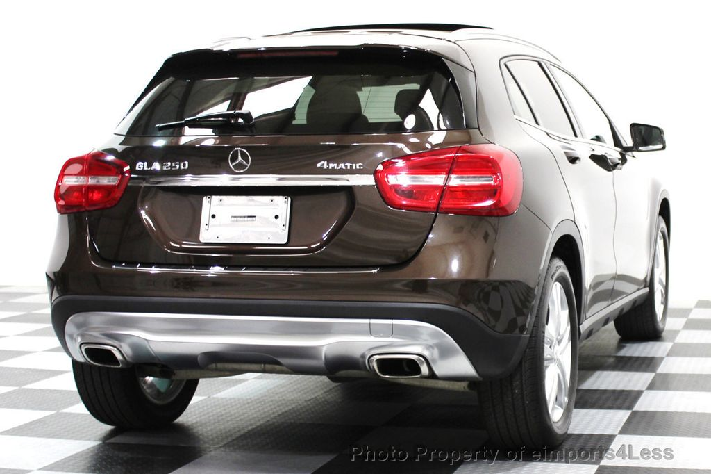 2015 Mercedes-Benz GLA CERTIFIED GLA250 4Matic AWD HK XENONS NAVIGATION - 16369461 - 28