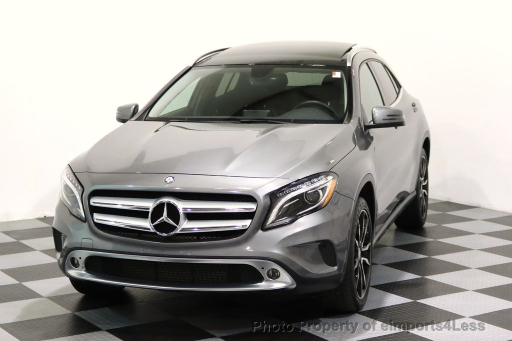 2015 Mercedes-Benz GLA CERTIFIED GLA250 4Matic AWD PANO CAMERA NAVI - 17179683 - 13