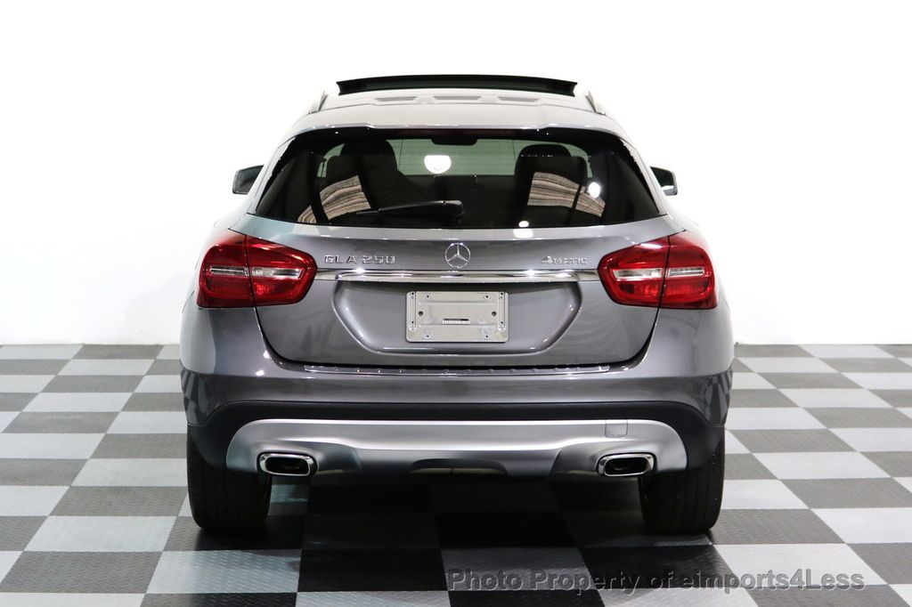 2015 Mercedes-Benz GLA CERTIFIED GLA250 4Matic AWD PANO CAMERA NAVI - 17179683 - 16