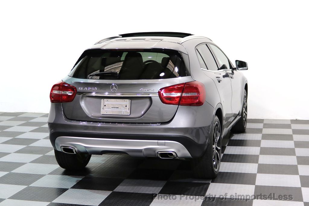 2015 Mercedes-Benz GLA CERTIFIED GLA250 4Matic AWD PANO CAMERA NAVI - 17179683 - 17