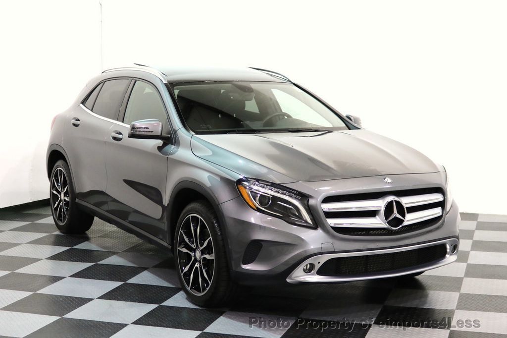 2015 Mercedes-Benz GLA CERTIFIED GLA250 4Matic AWD PANO CAMERA NAVI - 17179683 - 1
