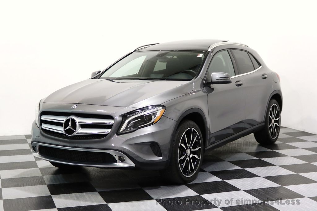 2015 Mercedes-Benz GLA CERTIFIED GLA250 4Matic AWD PANO CAMERA NAVI - 17179683 - 27