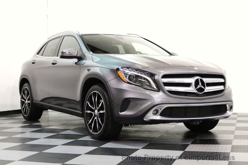 2015 Mercedes-Benz GLA CERTIFIED GLA250 4Matic AWD PANO CAMERA NAVI - 17179683 - 28