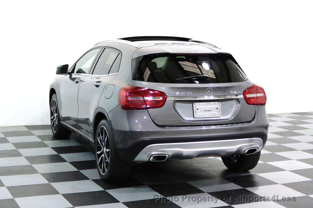 2015 Mercedes-Benz GLA CERTIFIED GLA250 4Matic AWD PANO CAMERA NAVI - 17179683 - 2