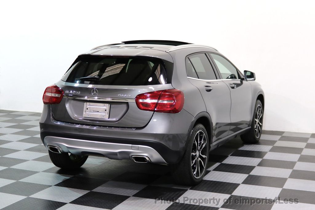 2015 Mercedes-Benz GLA CERTIFIED GLA250 4Matic AWD PANO CAMERA NAVI - 17179683 - 31