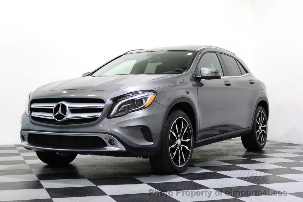 2015 Mercedes-Benz GLA CERTIFIED GLA250 4Matic AWD PANO CAMERA NAVI - 17179683 - 41
