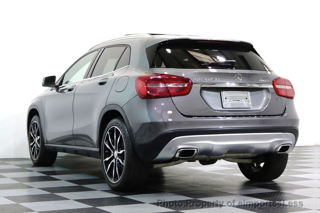 2015 Mercedes-Benz GLA CERTIFIED GLA250 4Matic AWD PANO CAMERA NAVI - 17179683 - 43