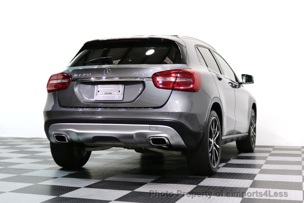 2015 Mercedes-Benz GLA CERTIFIED GLA250 4Matic AWD PANO CAMERA NAVI - 17179683 - 44
