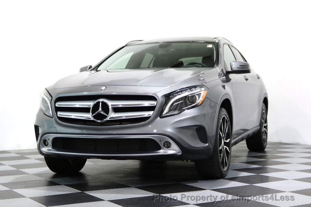 2015 Mercedes-Benz GLA CERTIFIED GLA250 4Matic AWD PANO CAMERA NAVI - 17179683 - 45