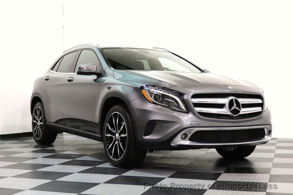 2015 Mercedes-Benz GLA CERTIFIED GLA250 4Matic AWD PANO CAMERA NAVI - 17179683 - 48