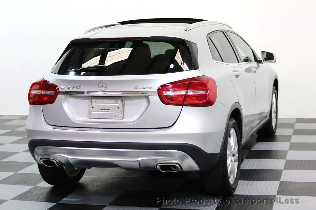 2015 Mercedes-Benz GLA CERTIFIED GLA250 4Matic AWD PANORAMA NAVIGATION - 16950822 - 16