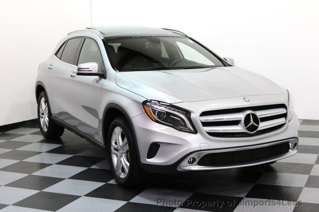 2015 Mercedes-Benz GLA CERTIFIED GLA250 4Matic AWD PANORAMA NAVIGATION - 16950822 - 1