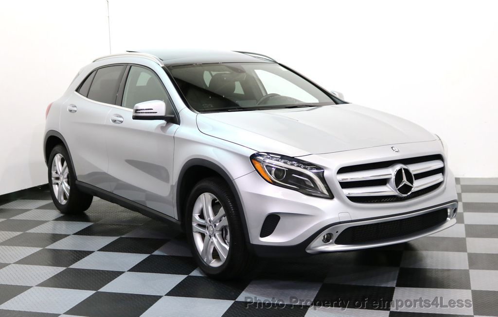2015 Mercedes-Benz GLA CERTIFIED GLA250 4Matic AWD PANORAMA NAVIGATION - 16950822 - 28