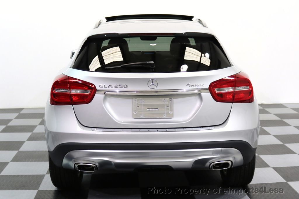 2015 Mercedes-Benz GLA CERTIFIED GLA250 4Matic AWD PANORAMA NAVIGATION - 16950822 - 30