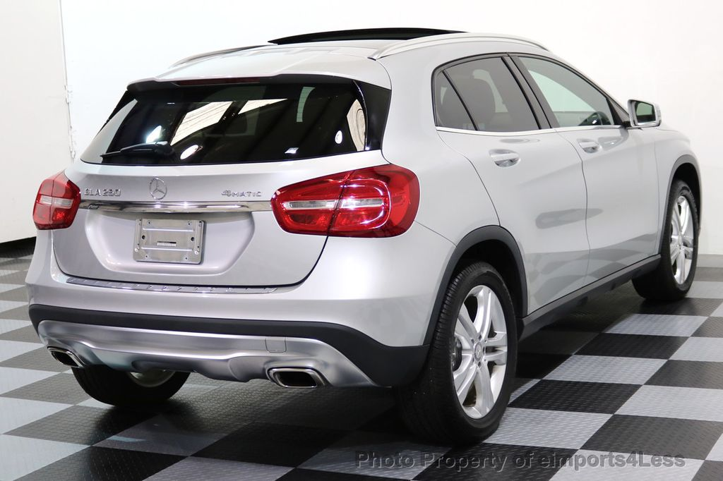 2015 Mercedes-Benz GLA CERTIFIED GLA250 4Matic AWD PANORAMA NAVIGATION - 16950822 - 3