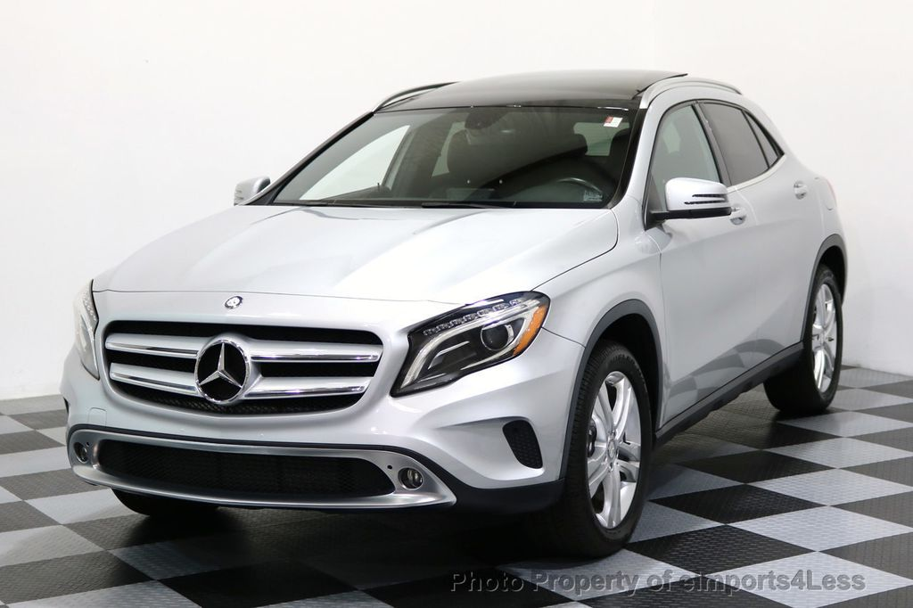 2015 Mercedes-Benz GLA CERTIFIED GLA250 4Matic AWD PANORAMA NAVIGATION - 16950822 - 39