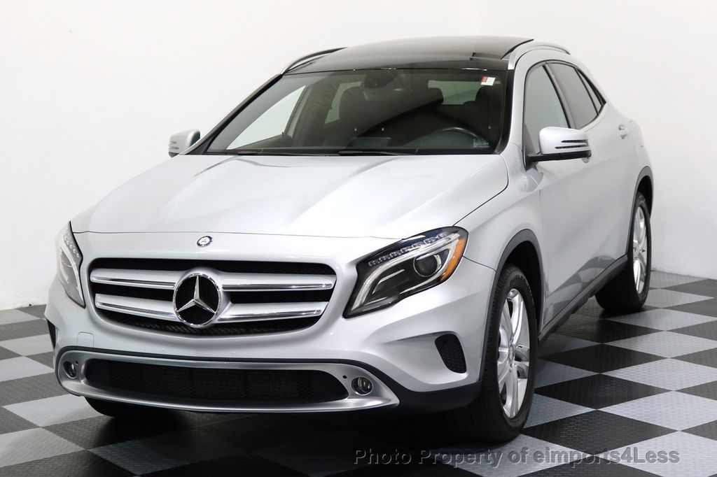 2015 Mercedes-Benz GLA CERTIFIED GLA250 4Matic AWD PANORAMA NAVIGATION - 16950822 - 40