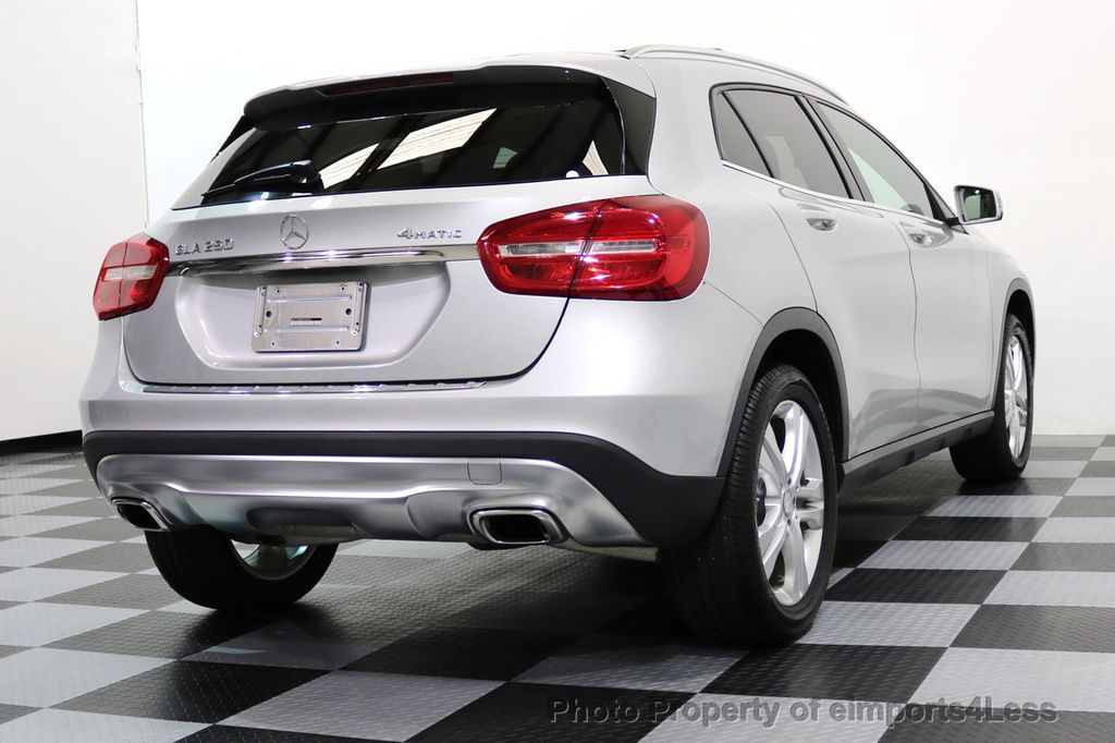 2015 Mercedes-Benz GLA CERTIFIED GLA250 4Matic AWD PANORAMA NAVIGATION - 16950822 - 43