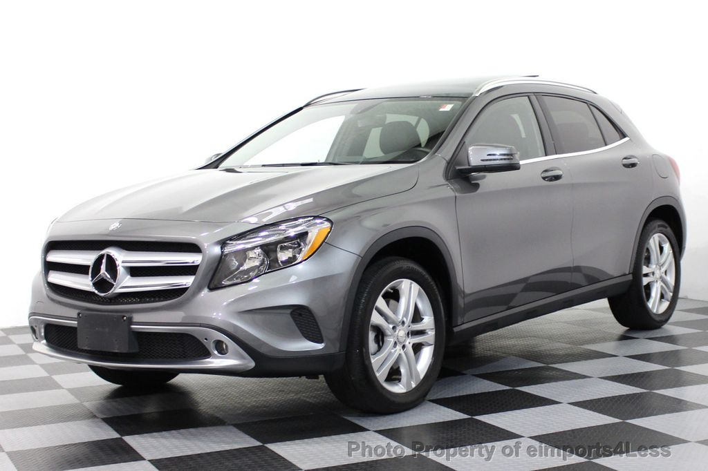 2015 Used Mercedes-Benz GLA CERTIFIED GLA250 4Matic AWD SUV CAMERA ...