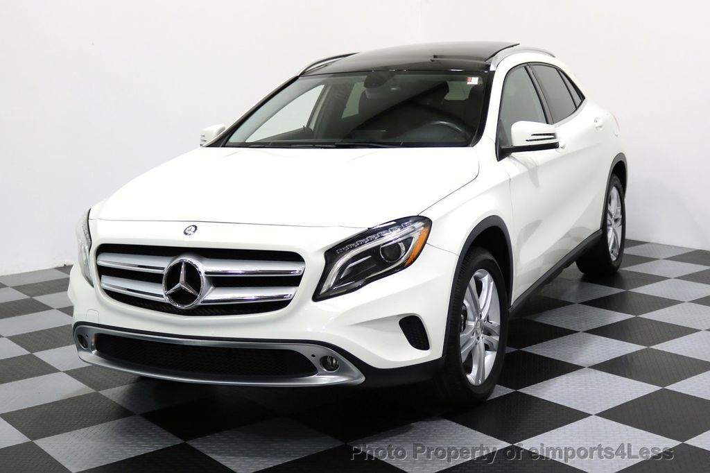 2015 Mercedes-Benz GLA CERTIFIED GLA250 4Matic AWD XENON CAMERA HK NAVI - 17132055 - 0