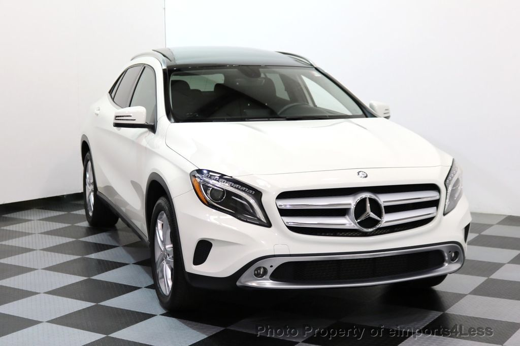 2015 Mercedes-Benz GLA CERTIFIED GLA250 4Matic AWD XENON CAMERA HK NAVI - 17132055 - 1