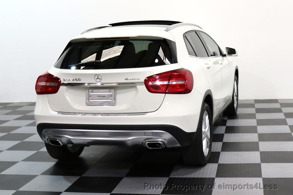 2015 Mercedes-Benz GLA CERTIFIED GLA250 4Matic AWD XENON CAMERA HK NAVI - 17132055 - 42
