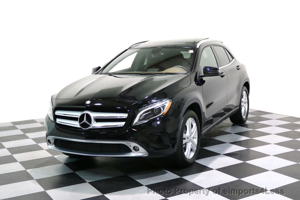 2015 Mercedes-Benz GLA CERTIFIED GLA250 4Matic AWD XENON CAMERA HK NAVI - 17234513 - 0