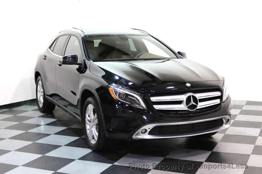 2015 Mercedes-Benz GLA CERTIFIED GLA250 4Matic AWD XENON CAMERA HK NAVI - 17234513 - 1