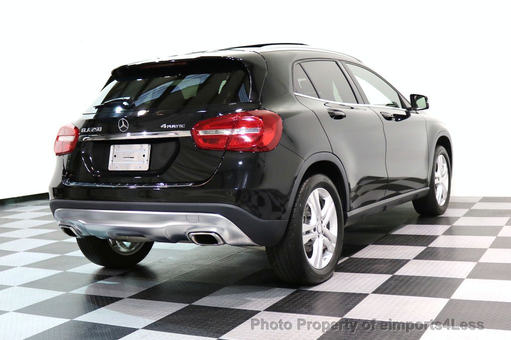 2015 Mercedes-Benz GLA CERTIFIED GLA250 4Matic AWD XENON CAMERA HK NAVI - 17234513 - 41
