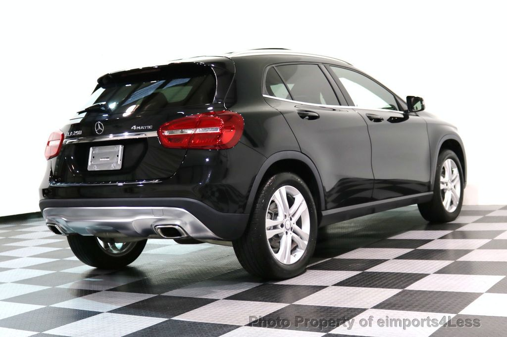 2015 Mercedes-Benz GLA CERTIFIED GLA250 4Matic AWD XENON CAMERA HK NAVI - 17234513 - 47