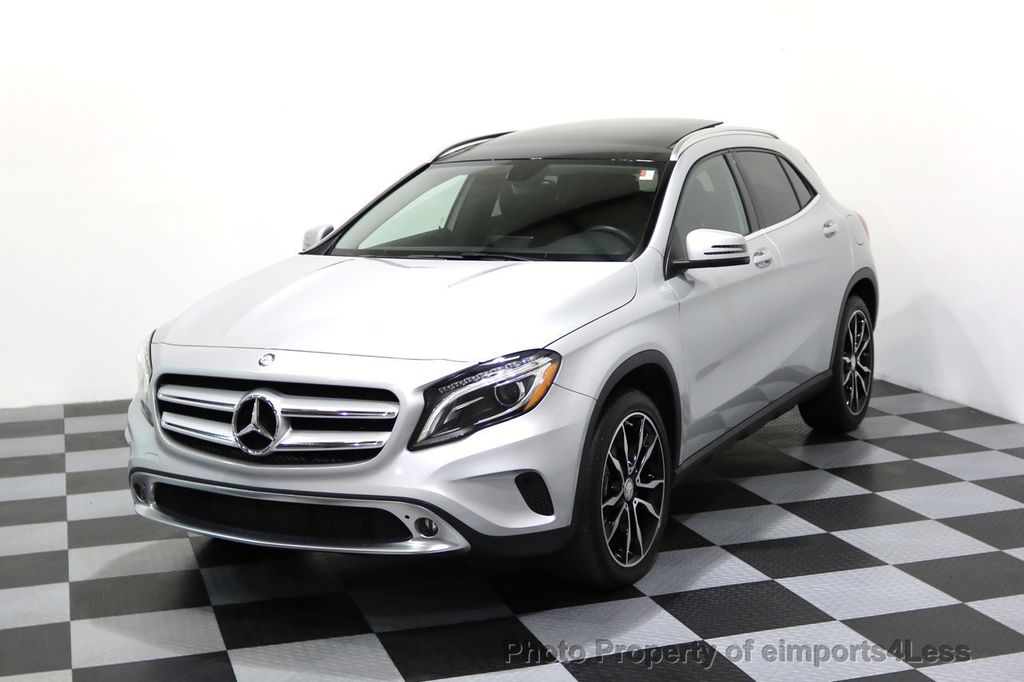 2015 Mercedes-Benz GLA CERTIFIED GLA250 4Matic AWD XENONS CAMERA NAVIGATION - 17234531 - 0