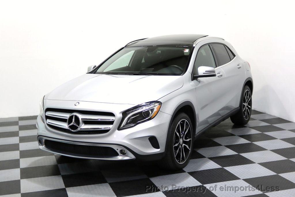 2015 Mercedes-Benz GLA CERTIFIED GLA250 4Matic AWD XENONS CAMERA NAVIGATION - 17234531 - 0