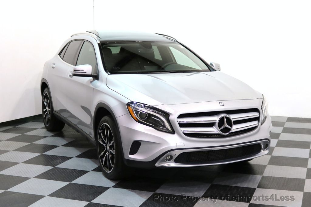 2015 Mercedes-Benz GLA CERTIFIED GLA250 4Matic AWD XENONS CAMERA NAVIGATION - 17234531 - 1